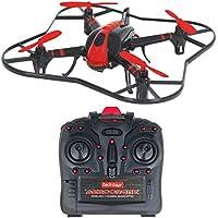 Tech Toyz Aerodrone X6 RC Quadcopter Drone with HD Camera