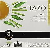 zen keurig - Starbucks Tazo Tea * Zen * Green Tea, 54 K-Cups for Keurig Brewers