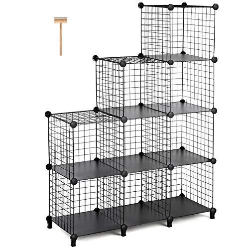 metal cube storage - 3