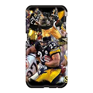 ZabrinaMcVeigh Samsung Galaxy S6 Scratch Resistant Hard Cell-phone Case Customized Colorful Pittsburgh Steelers Pictures [Mxf7428gtzi]
