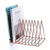 Keador File Holder Stand, Magazine Rack Book Record