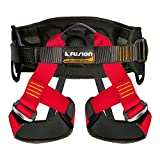 Fusion Climb Centaur Heavy Duty Military Tactical Padded Half Body Side Gear Loop Adjustable Harness 23kN S-M Red