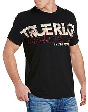 Retro Logo Tee Black