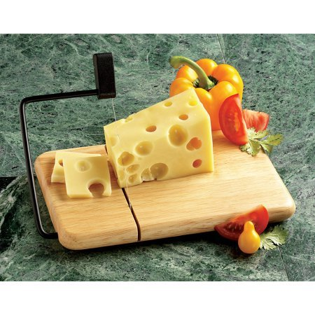 Thick Beechwood Cheese Slicer - 2