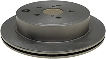 Drum in Hat Raybestos 980785R Professional Grade Disc Brake Rotor