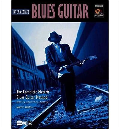 Book Intermediate Blues Guitar