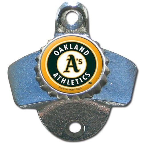 MLB Oakland Athletics Wall Bottle Opener