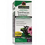 Nature's Answer Alcohol-Free Sambucus Immune Support, 8 Fluid Ounce For Sale