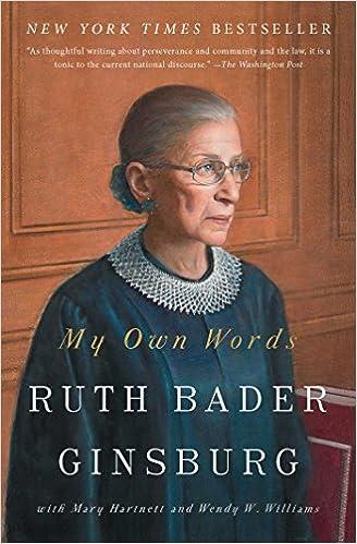 Book's Cover of My Own Words (Inglés) Tapa blanda – 7 agosto 2018