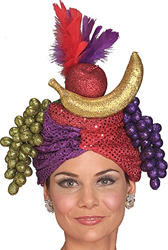 Rubie's Costume Co Carmen Miranda Hat Costume - Fruit Hat