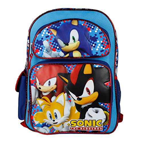 Sonic the Hedgehog Blue 16