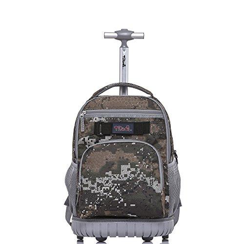 wheeled luggage for kids - 1