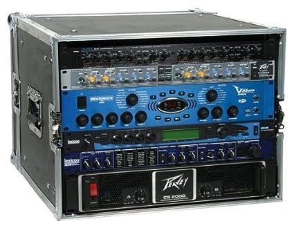 0dcbb9efc1f Amazon.com: Prosound 8 Space Economy Flight Rack Case: Electronics