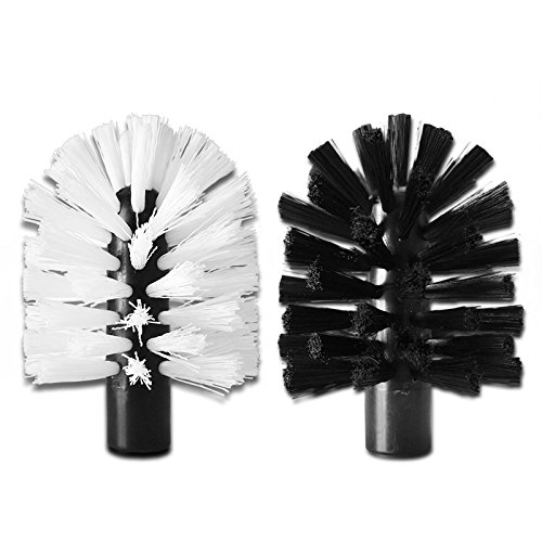 Brush Hero BH107 Replacement Brushes White