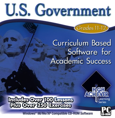 PC Treasures 03620 Achiever Government product image