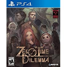 Zero Escape: Zero Time Dilemma - PlayStation 4
