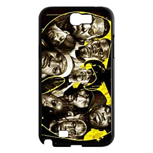 CTSLR Band Wu Tang Clan Wu-Tang Hard Case Cover Skin for Samsung Galaxy Note 2 N7100-1 Pack- 3