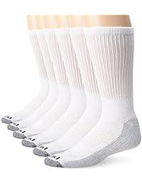 Men's 6 Pack Dri-Tech Comfort Crew Socks