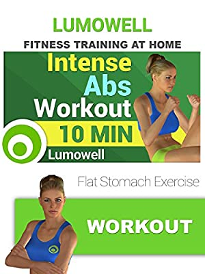 Intense Abs Workout - Flat Stomach Exercise