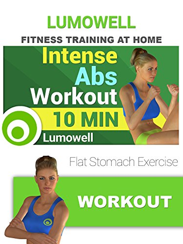 Amazon.com: Intense Abs Workout - Flat Stomach Exercise
