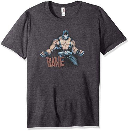 Trevco Batman Bane Flex Heather Adult T-Shirt at Gotham City Store