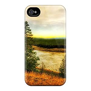 High-quality Durable Protection Cases For Iphone 6(where The Rivers Start)
