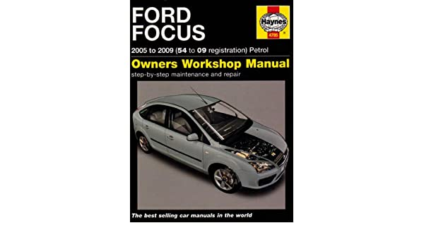 Ford Focus Petrol Service and Repair Manual: 2005 to 2009 Haynes Service and Repair Manuals: Amazon.es: Martynn Randall: Libros en idiomas extranjeros