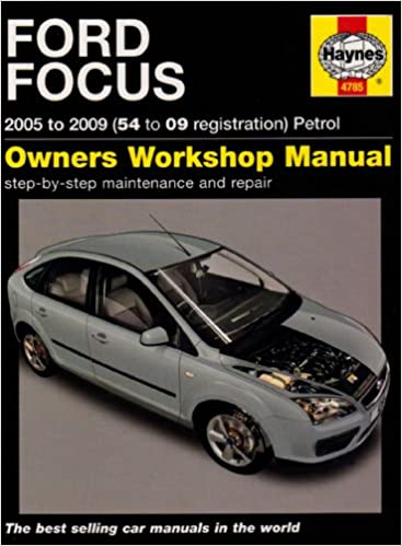 Ford Focus Petrol Service and Repair Manual: 2005 to 2009 Haynes ...