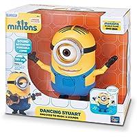 Minions Dancing Stuart