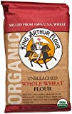King Arthur Flour Whole Wheat Flour 100% Organic