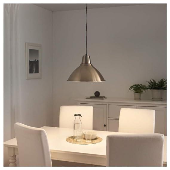 IKEA 903.916.69 Foto Pendant Lamp, Brass Color - - Amazon.com