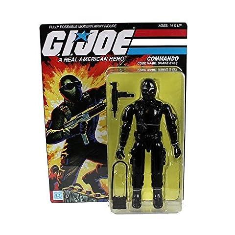 Gentle Giant Studios GI Joe: Snake Eyes Jumbo Action Figure