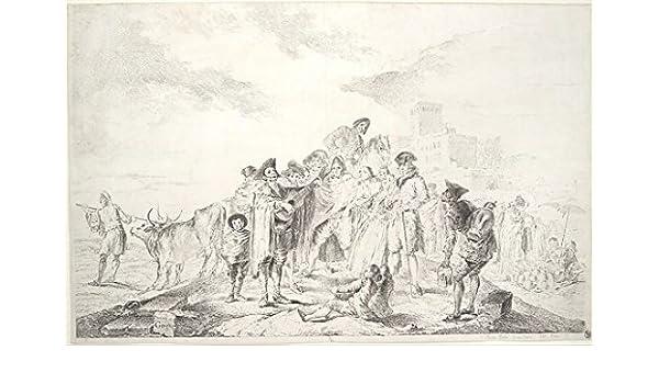 Goya – The Blind Guitarist (El Ciego de la Guitarra Artistica di ...