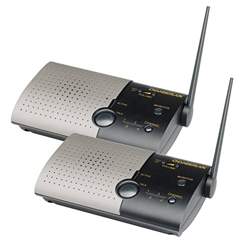 Portable Wireless Intercom System for Home or Office – NLS2