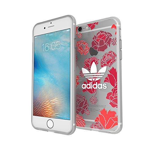adidas Originals 25910 Schutzhülle für Apple iPhone 6/6s klar