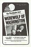 "Werewolf of Washington - Authentic Original 27"" x 41"" Folded Movie Poster"