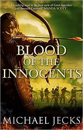 Blood Of The Innocents The Vintener Trilogy Michael Jecks