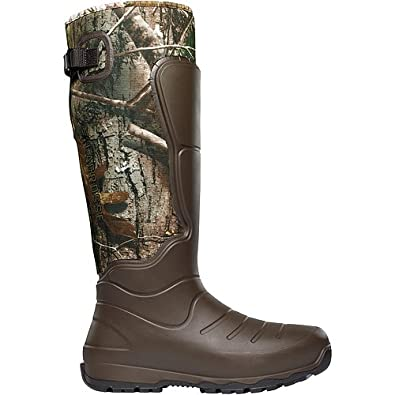 LACROSSE Men's Aerohead 18-Inch Realtree Hunting Boot Aerohead 18-Inch Realtree-M