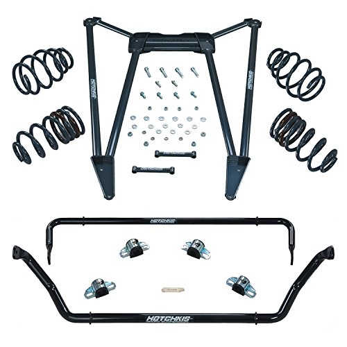 - Hotchkis Performance 80116 Total Vehicle System Kit/Stage 2 Incl. Sport Springs/Adjustable Sway Bars/Chassis Bracing/Bushing/Mounts Total Vehicle System Kit/Stage 2