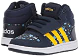 adidas Kids' Hoops Mid 2.0, Collegiate