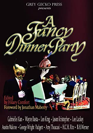 book cover of A Fancy Dinner Party