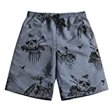 Mens Ultra Quick Dry Reborn Fashion Board Shorts X-Large 36-37