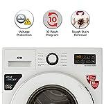 IFB 6 Kg 5 Star Fully-Automatic Front Loading Washing Machine (EVA ZX, White,CradleWash,Aqua Energie,Laundry Add,In…