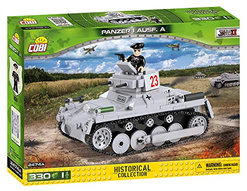 COBI Small Army Panzer I Ausf. B