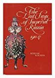The Last Days of Imperial Russia, Miriam Kochan, 0025649000