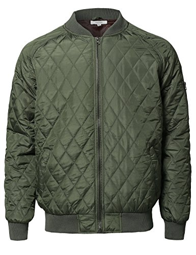 Quilted Flight Jacket - 3