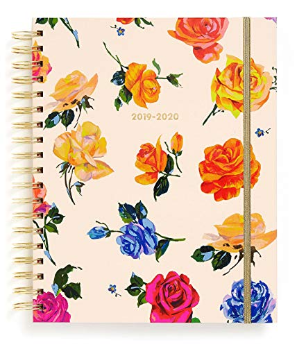Ban.do 17 Month 2019-2020 Large Daily Planner with Weekly & Monthly Views, 10