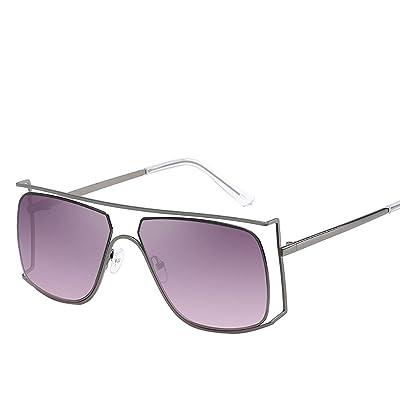 Chakil Gafas de Sol sin Marco de Cristal para Mujer Hombres Aviador Gafas de Sol Polarizadas Hombre Unisex Protección: Hogar