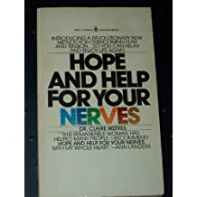 Hope and help for your nerves by Weekes, Claire(January 1, 1978) Paperback