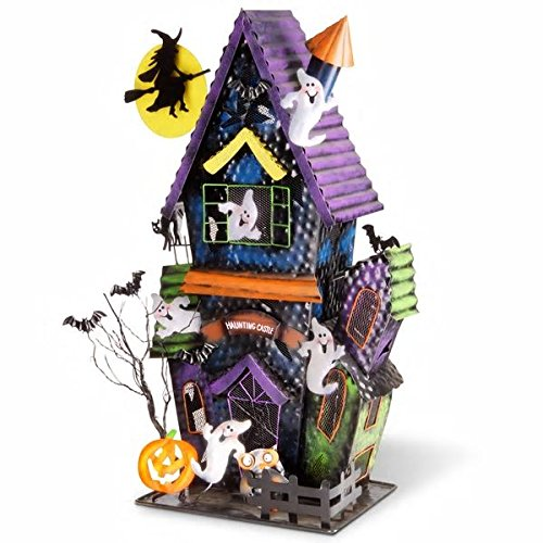 Halloween Haunted Castle Decoration -